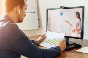 ניהול למידה דיגיטלית בארגונים