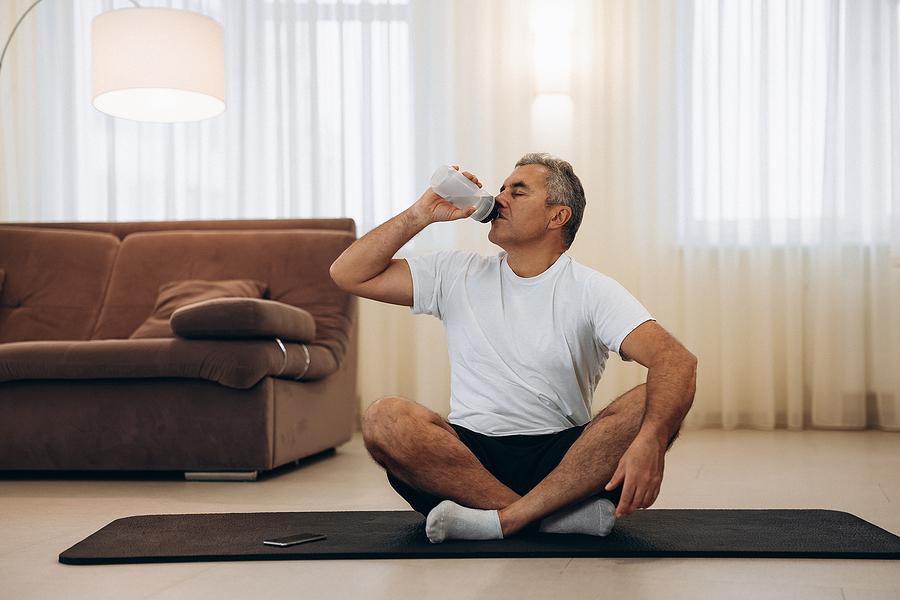 תגבור שתיית מים כסיוע במניעה ובטיפול בתסמונת מטבולית