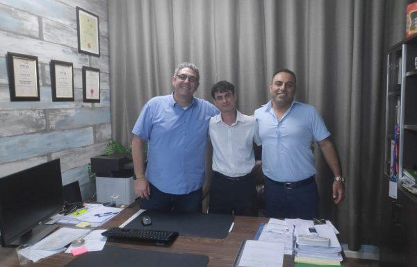 """מעשה בשלושה בוגרים: מסטודנטים לשותפים במשרד עו""""ד"""