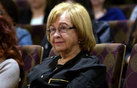 פרופ' מרגלית: דיקנית בית הספר למדעי ההתנהגות וזוכת פרס ישראל בחינוך