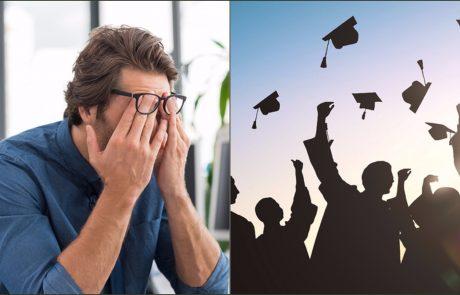 לימודים אקדמיים וקריירה: נדרשת חשיבה מחודשת